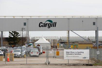 Cargill Canadá (REUTERS/Todd Korol)