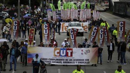 Comité Nacional del Paro buscará más que un diálogo con el Gobierno, por lo que seguirán las manifestaciones
