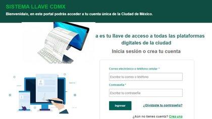 Llave verificada Imagen: CDMX