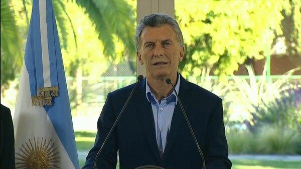 Mauricio Macri tiene decidido vetar el proyecto opositor sobre tarifas