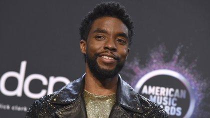 Chadwick Boseman (AP)
