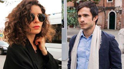 Gael García tendría un nuevo romance con Fernanda Aragonés(Foto: Instagram feraragones/mitjamazon)