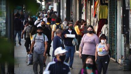 Coronavirus en la Argentina: confirmaron 20.461 nuevos contagios y 248 muertes en las últimas 24 horas