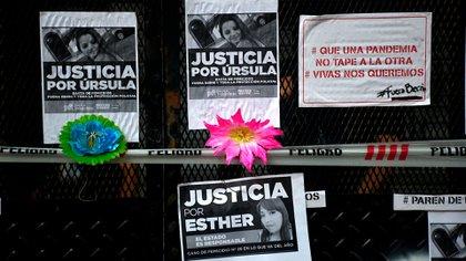 Movilización en reclamo de justicia tras el femicidio de Úrsula