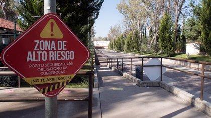 En Durango reportan 16,374 casos acumulado de coronavirus (Foto: Cuartoscuro)