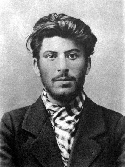 Un joven Joseph Stalin (Wikipedia)