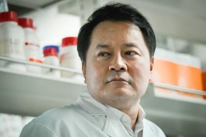 Sunney Xie, director de la investigación (AFP)