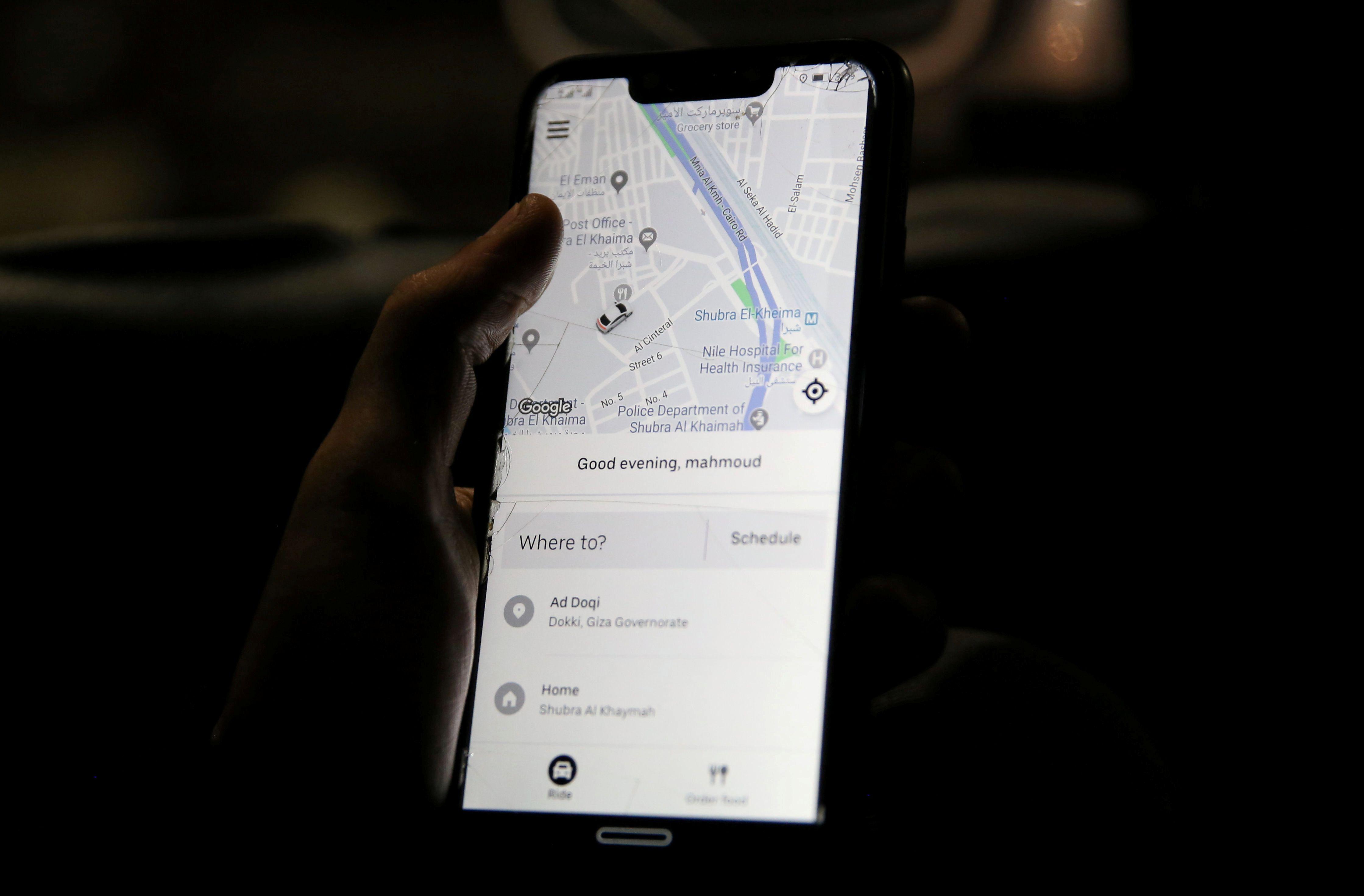 Uber anunció 7 nuevas herramientas para mejorar la seguridad (REUTERS/Mohamed Abd El Ghany)