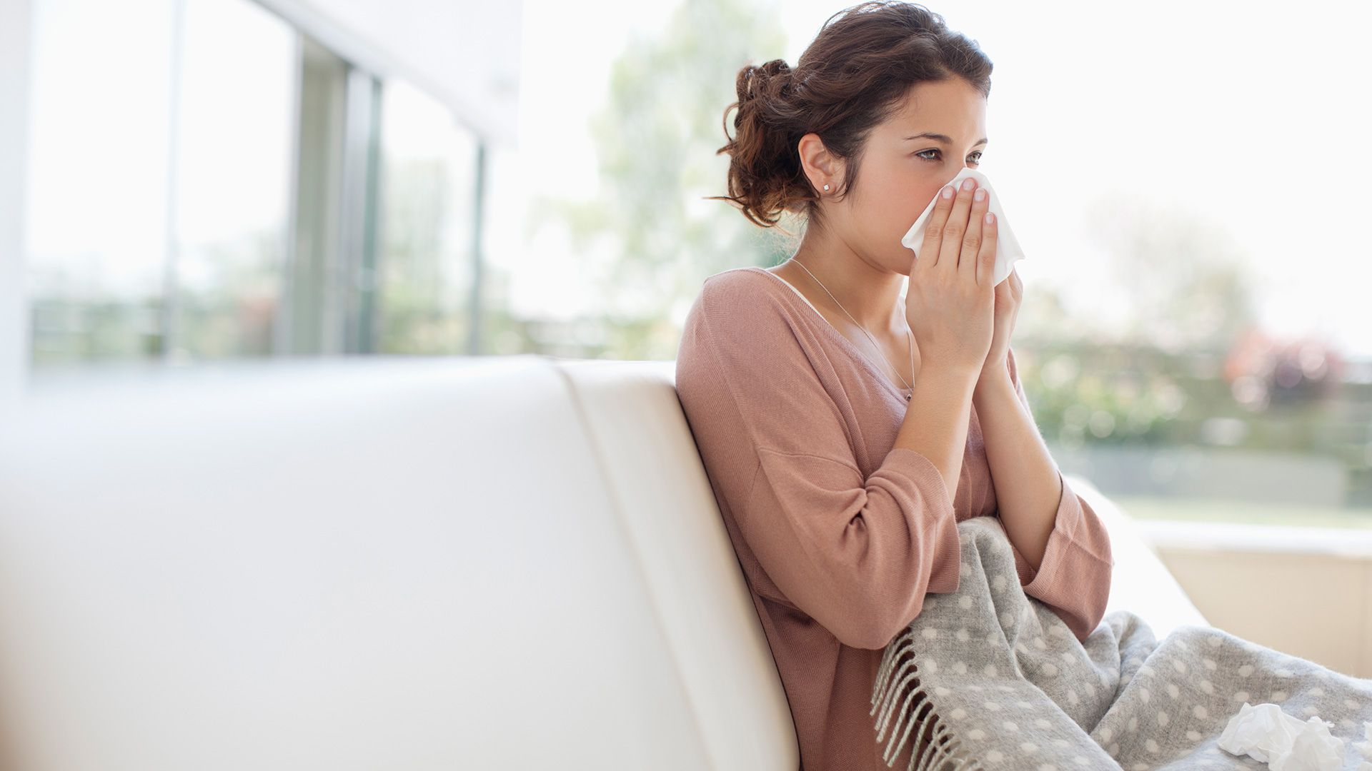 Gripe sinusitis tos