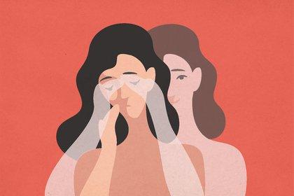 """La medida gubernamental del """"distanciamiento social"""" para frenar las infecciones tiene importantes costos en la salud mental de las personas (Shutterstock)"""