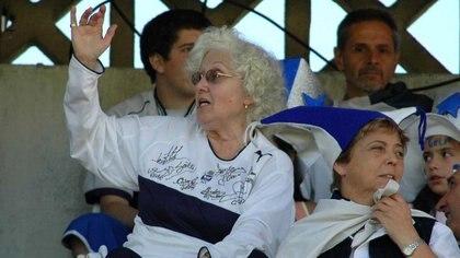 Ofelia Wilhelm, siempre junto a Gimnasia La Plata