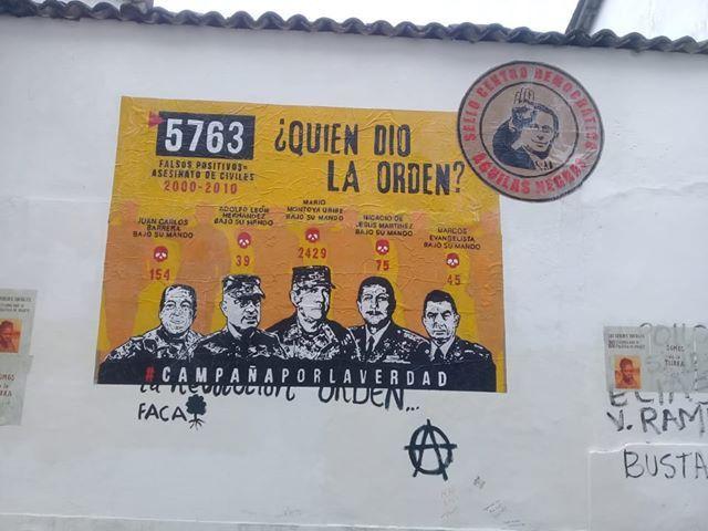 """Luis Andrés Zapata fue ejecutado el 14 de diciembre de 2006, enterrado como """"NN"""" y reportado falsamente como guerrillero muerto en combate."""