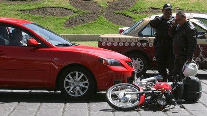 87 personas fallecidas en accidentes de motocicletas en lo que va del 2020: representa un aumento de casi 50% respecto a todo el 2019, cuando 59 ciudadanos murieron en moto (Foto: Cuartoscuro)
