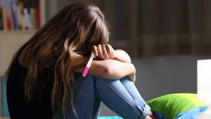 En la Argentina, 109 mil adolescentes y 3 mil niñas menores de 15 años, tienen un hijo cada año (Getty Images)