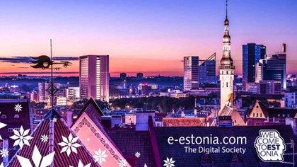 Estonia se ha convertido en un país modeloy digital