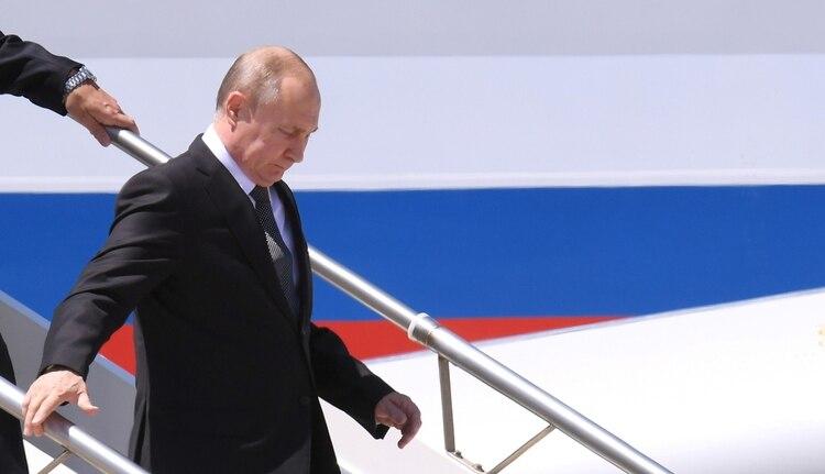Putin ha logrado recuperar parte del prestigio militar ruso y está intentando recuperar zonas de influencia de la extinta Unión Soviética (REUTERS/Alberto Lingria)