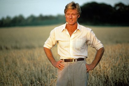 En la película África mia (Shutterstock) The Natural - 1984