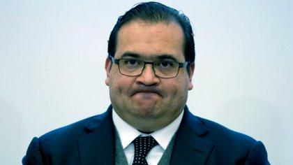 Javier Duarte reveló haber pagado sobornos para que le reclasificaran el delito de delincuencia organizada (Foto: Cuartoscuro)