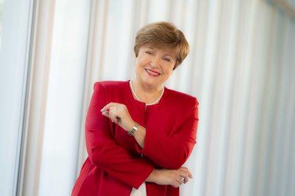 15/07/2020 Kristalina Georgieva, directora gerente del FMI POLITICA ECONOMIA FMI