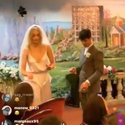 Diplo transmitió en vivo la boda de los Jonas Brothers y Sophie Turner (Foto: Archivo)