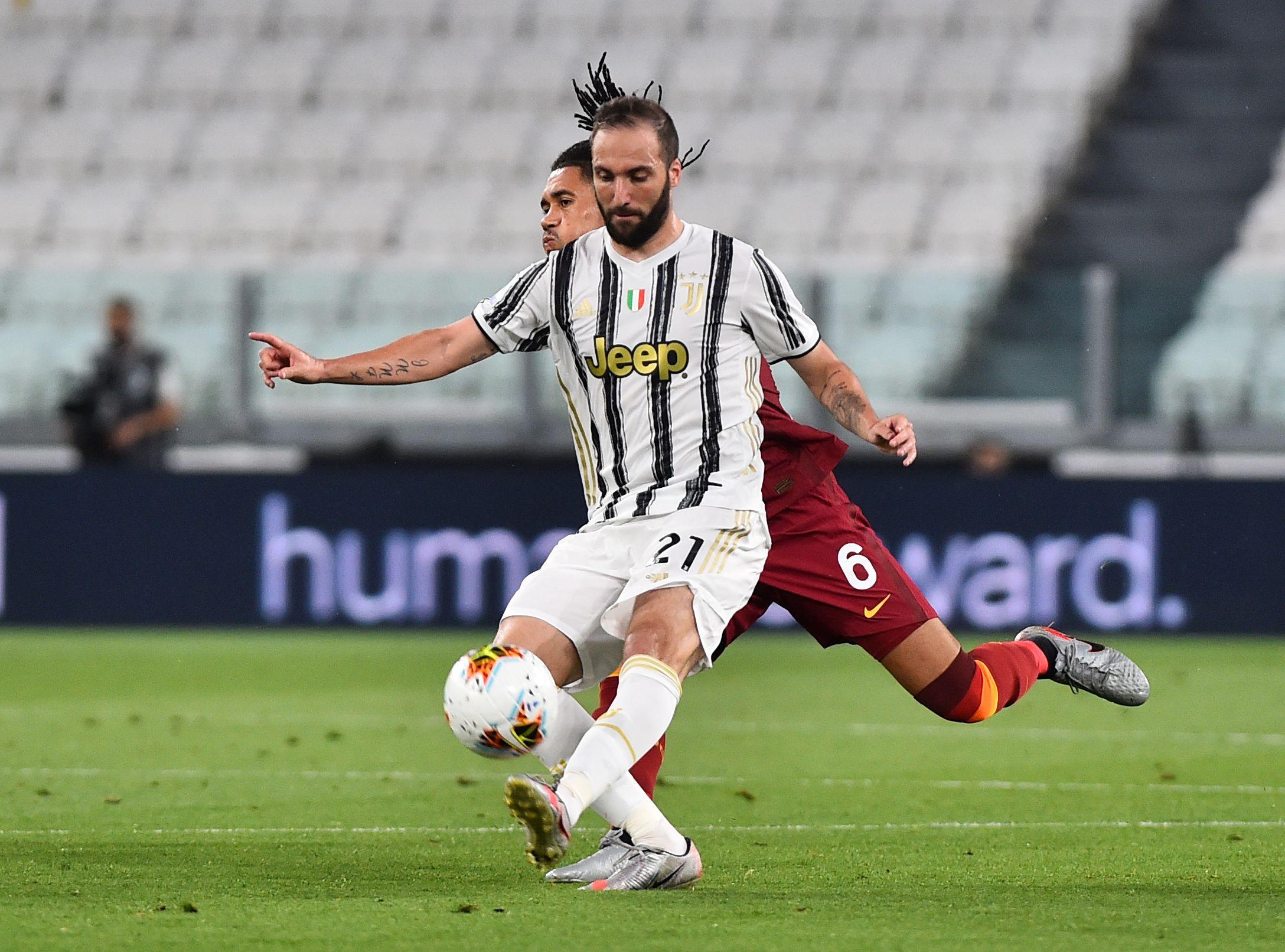 Higuaín es otro de los que podría abandonar la Juventus -  REUTERS/Massimo Pinca