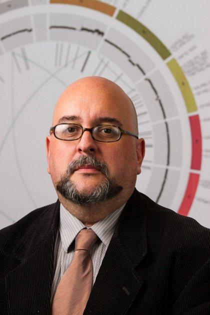 Jean Claude Zenklusen, graduado en Ciencias Químicas y Biológicas en la UBA, es el director del Atlas del Genoma del Cáncer