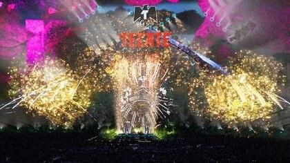 Con artista sorpesa y escenarios apantallantes: así se vivió Tecate Pal'Norte virtual 2021