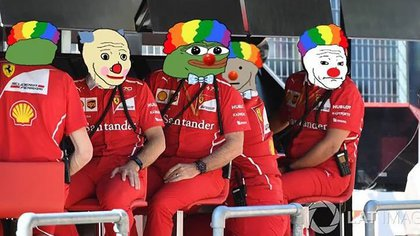 Los mejores memes por el absurdo accidente de Ferrari en el Gran Premio de Estiria