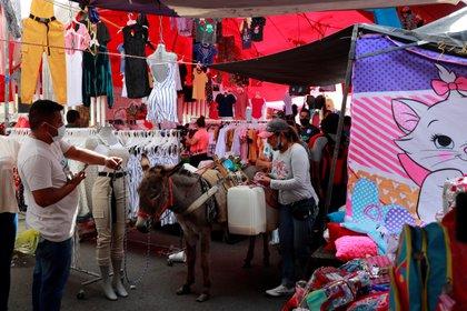 Iztapalapa es la alcaldía más poblada de la CDMX (Foto: Reuters)