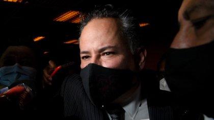 Santiago Nieto, titular de la UIF, compareció en San Lázaro, pero no pudo dar información a diputados que no integren la Sección Instructora (Foto: Cuartoscuro)