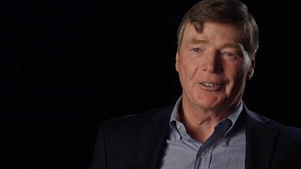 Jim Graham, durante su testimonio para el Boston Globe
