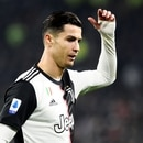 FILE PHOTO: Soccer Football - Serie A - Juventus v AC Milan - Allianz Stadium, Turin, Italy - November 10, 2019 Juventus' Cristiano Ronaldo reacts REUTERS/Massimo Pinca/File Photo