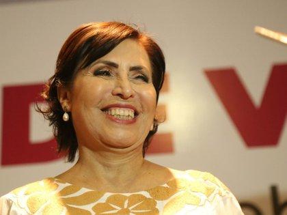 Jueza federal admite a trámite amparo de Rosario Robles (Foto: Cuartoscuro)