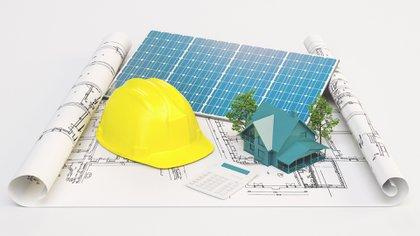 Generar el menor impacto en el medio ambiente, consumir la menor cantidad de energía posible o incluso producirla son algunas de las condiciones para que una vivienda sea sustentable (Shutterstock.com)