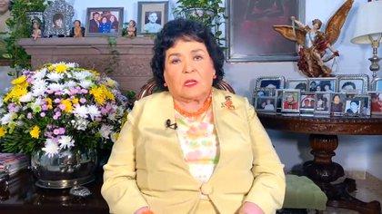 Carmen Salinas reveló un encuentro con Caro Quintero