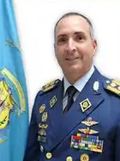 El General de División Francisco Yanez