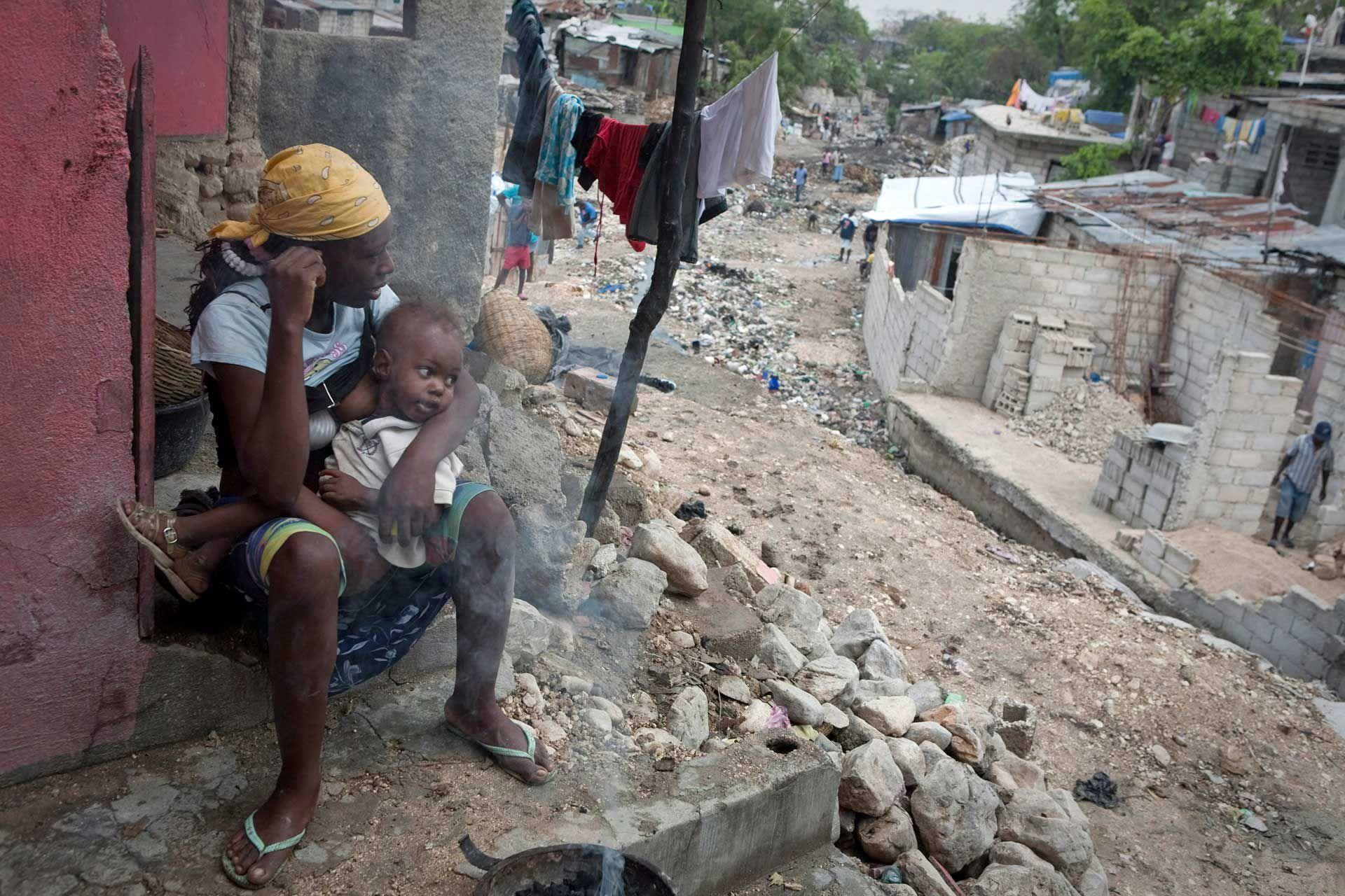 Imagen de archivo del terremoto de 20110