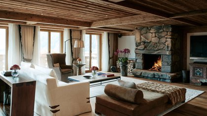 El hotel de temporada cuenta con todas las comodidades y con un amplio espacio para los viajeros