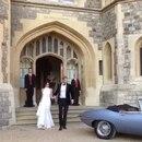 Así dejaban el castillo de windsor después del almuerzo con la reina Isabel II