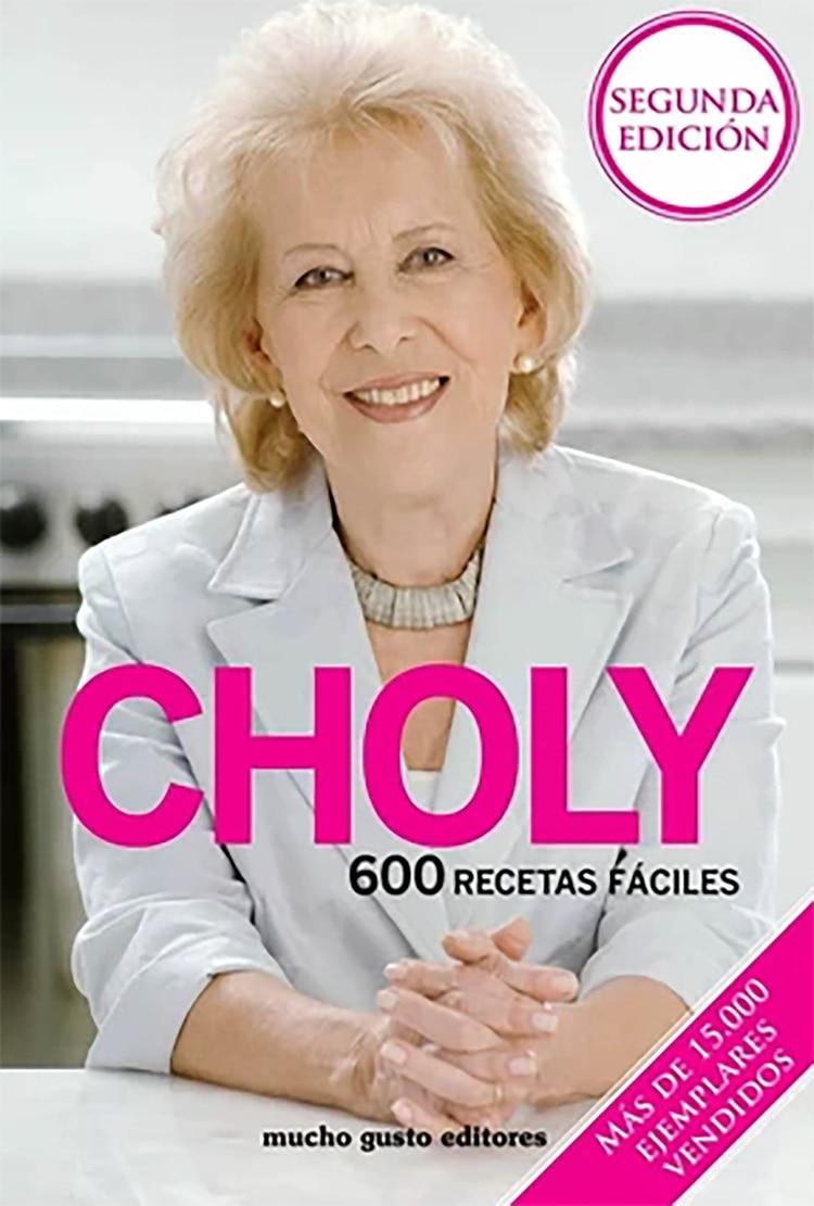 600 recetas fáciles de Choly Berreteaga