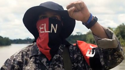 """El """"paro armado"""" del ELN empezó el viernes y se prolongará hasta el lunes"""
