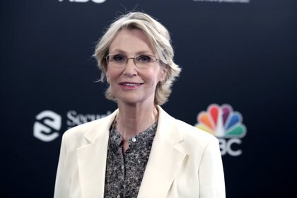Jane Lynch (Crédito: Todd Williamson / NBC /Handout via Reuters)