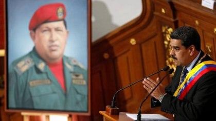 Nicolás MAduro anunció el sexto aumento salarial durante la presentanción del Plan de la Patria 2019-2025