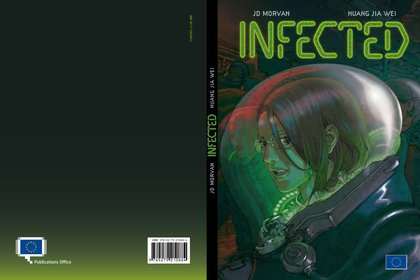 Cómic Infected (Foto: Infected/European Comission)