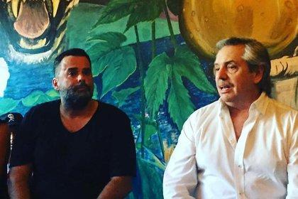 """Daniel Menéndez: """"Alberto Fernández dijo en la reunión que hay que mantener los cuidados por el Coronavirus pero sosteniendo la actividad económica"""""""