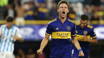 Soldano firmará la renovación de su préstamo con Boca por un año más (Fotobaires)