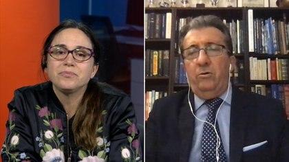El médico argentino radicado en Milán hace 30 años, Gabriel Farante, repasó con Infobae la gestión de la pandemia en Italia y analizó el caso argentino.