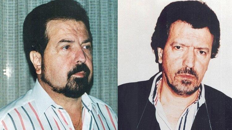 Los hermanos Gilberto y Miguel Rodríguez Orejuela, líderes del Cartel de Cali.