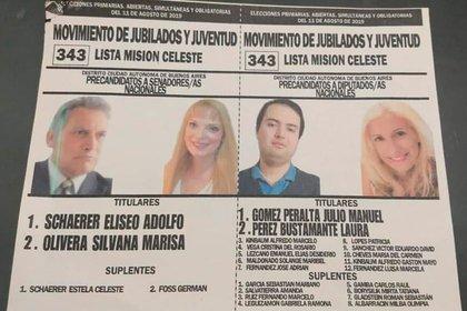 En las últimas elecciones se presentó como candidato a Diputado Nacional por la Ciudad de Buenos Aires. Recibieron, según cuenta Julio, cerca de cuatro mil votos.