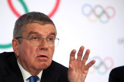 Thomas Bach, presidente del Comité Olímpico Internacional (COI) (Reuters)